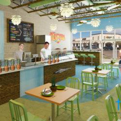 Restaurant Concept Design